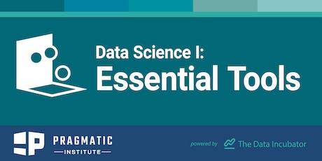 Data Science I: Essential Tools - Washington D.C. tickets