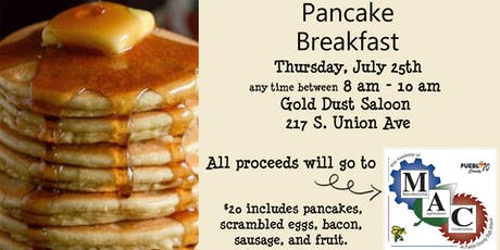 Pueblo Association of Home Builders Pancake Breakfast tickets