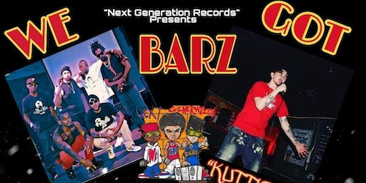 Next Generation Recordz Presents We Got Barz Rock