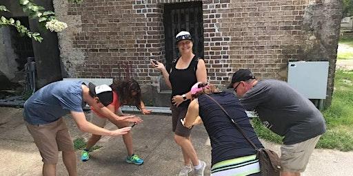 Epic Let's Roam's Scavenger Hunt Charleston: Charleston Treasures!