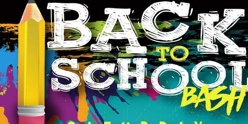 Back to School Bash Presented by Ypsilanti Community Schools