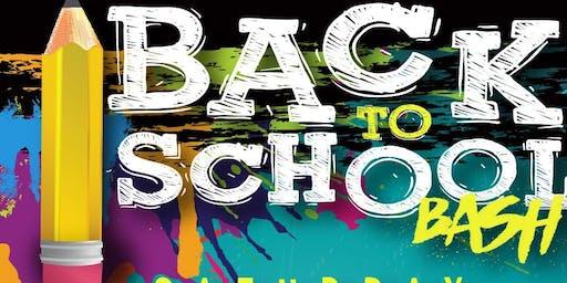 Back to School Bash Presented by Ypsilanti Community Schools