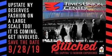 Stitched Fashion Show tickets