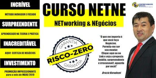 CURSO NETNE (NETworking & NEgócios) - EMPREENDEDORES & EMPRESÁRIOS