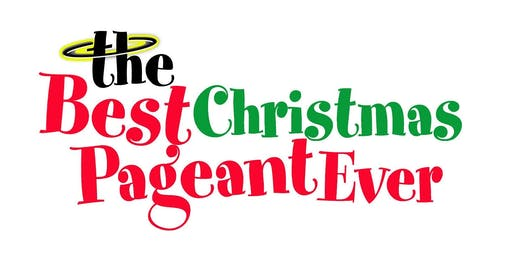 The Best Christmas Pageant Ever Sunday Performance