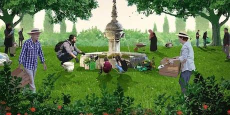 Interfaith Garden Cleanup tickets