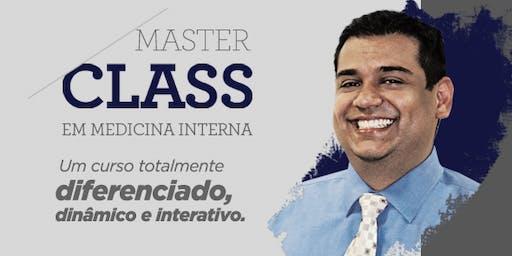 Mini Masterclass em Medicina Interna com Joao Galvão & Cris Otoni - ACVIM