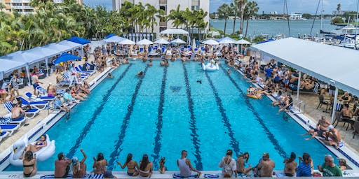 Ultimate Pool Party August 25, 2019