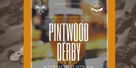 Adult Pintwood Derby tickets