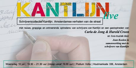 Kantlijn Live #9 tickets