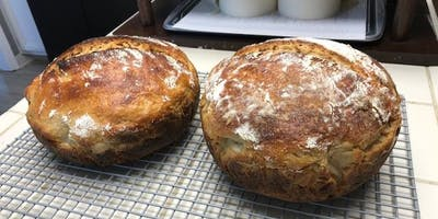 Sourdough - Start to Finish