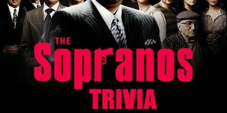 The Sopranos Trivia - Bronxville, NY tickets