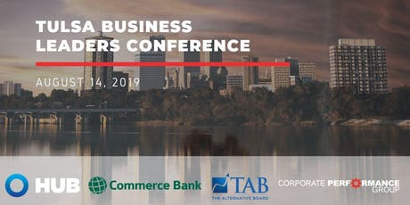 Tulsa Business Leaders Conference 2019 tickets