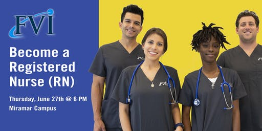 Become a Registered Nurse