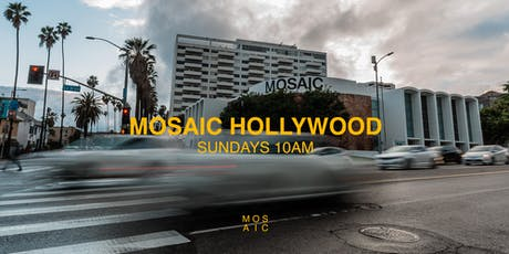 10am Gathering - Mosaic Hollywood tickets