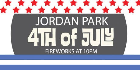 4th of July Fireworks tickets