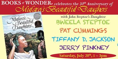 Mufaro's Beautiful Daughters 30th Anniversary Celebration! tickets