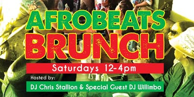 Afro Beats Brunch