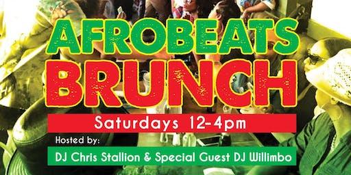 Afro Beats Brunch