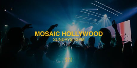 12pm Gathering - Mosaic Hollywood tickets
