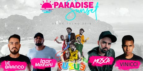 PARADISE SUNSET - Jundiaí ingressos