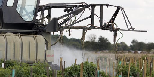 Pesticide Training Series  - Private Applicator & Agricultural Row Crops