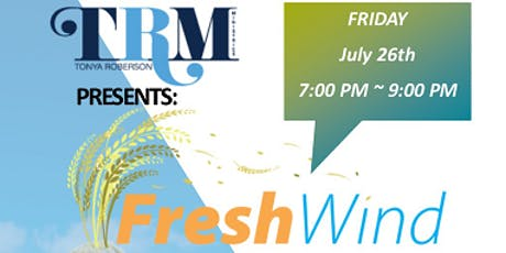 Fresh Wind Friday tickets