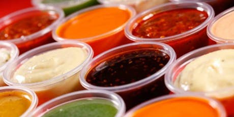 It's All About the Sauce-Heroes in Action Fundraiser tickets