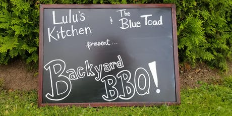 Backyard BBQ tickets