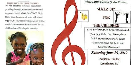 Jazz Up for Children tickets