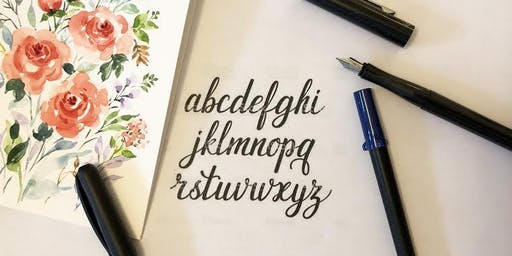 Calligraphy Workshop: Alphabets with Pens - Toronto