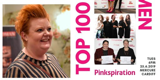 What It Takes To Win! - I AM WOMAN & Pinkspiration Top 100 Business Women of Wales Launch Event 2019