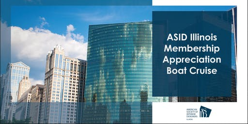 ASID Illinois Membership Appreciation Boat Cruise