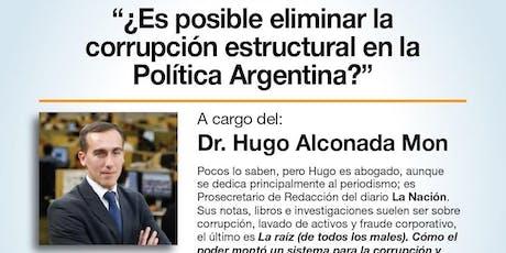 CONFERENCIA Hugo Alconada Mon entradas
