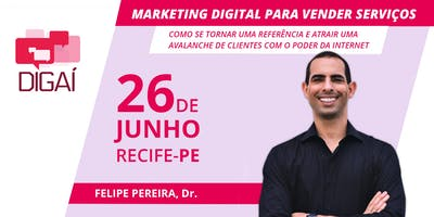 Palestra Marketing Digital para Vender Serviços - F1