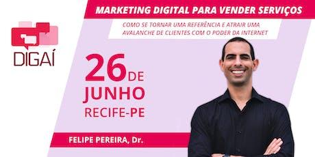 Palestra Marketing Digital para Vender Serviços - F1 ingressos