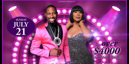 5th Annual Dazzling Detroit Pageant