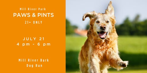 RESCHEDULED: Paws and Pints