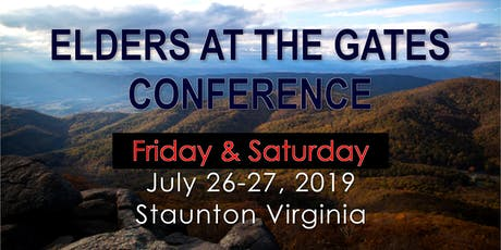 Elders at the Gates Pastors Conference tickets