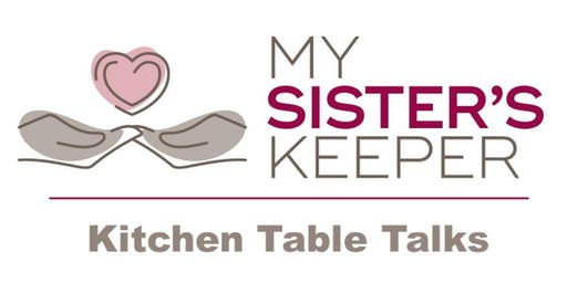 Kitchen Table Talks: Thriving as a Single Mom