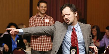 Dinner Detective Murder Mystery Show Des Moines, Iowa tickets