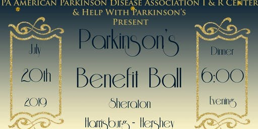 Parkinson's Benefit Ball