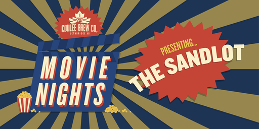 Coulee Movie Nights - The Sandlot