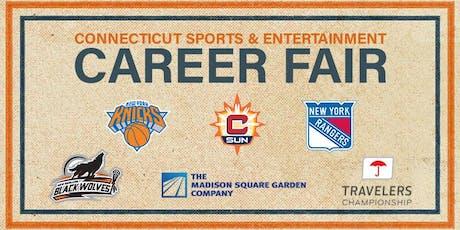 Connecticut Sports & Entertainment Career Fair tickets