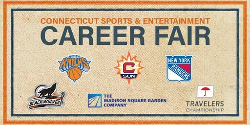 Connecticut Sports & Entertainment Career Fair