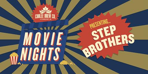 Coulee Movie Nights - Step Brothers