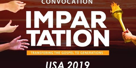 Convocation: Impartation tickets