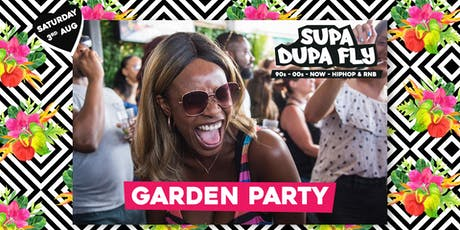 Supa Dupa Fly x Garden Party x Flat Iron Sq tickets