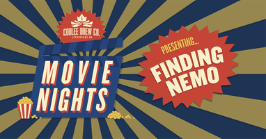 Coulee Movie Nights - Finding Nemo