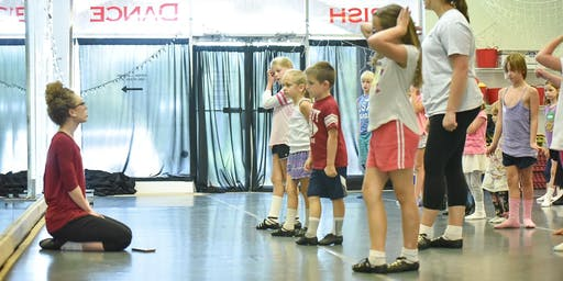 Free Irish Dance Class for Children